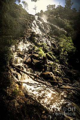 Mountain Stream Wall Art - Photograph - Gorge Aus  by Jorgo Photography - Wall Art Gallery