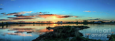 Photograph - Gorgeous Evening by Robert Bales