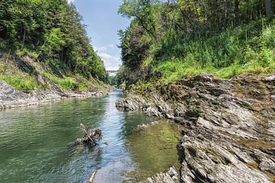 Photograph - Gorgeous Gorge by John M Bailey