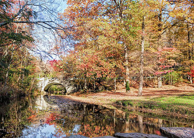 Photograph - Gorgeous Gulpha Gorge by John M Bailey