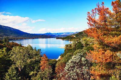 Photograph - Gorgeous Whiskeytown Lake by Joyce Dickens