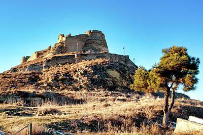 Photograph - Gori Fortress by Fabrizio Troiani