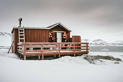 Photograph - Gorillaheimen by James Billings