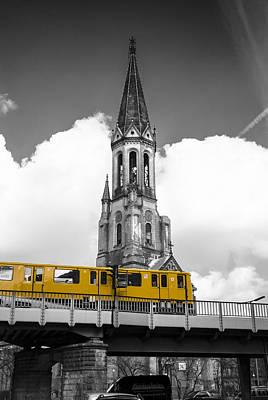 European City Digital Art - Gorlitz Popped by Nathan Wright