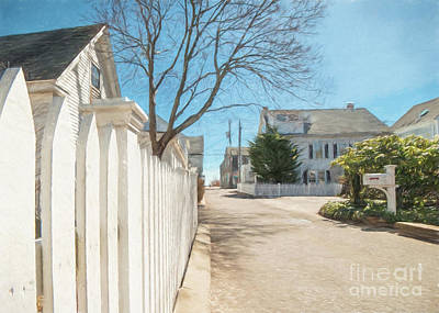 Photograph - Gosnold St. Provincetown by Michael James