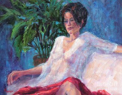 Painting - Gossamer by Jill Musser