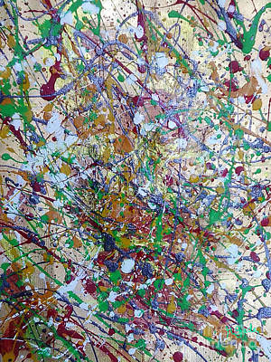 Painting - Gossiping II by Giada Rossi