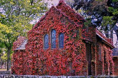 Photograph - Gostwyck Chapel by Wallaroo Images