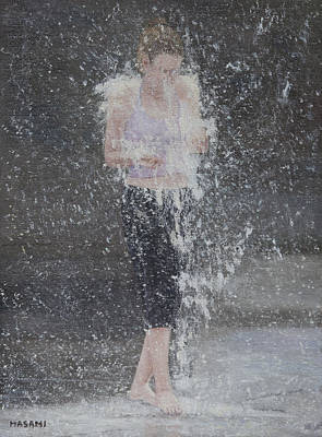 Painting - Got Caught by Masami Iida