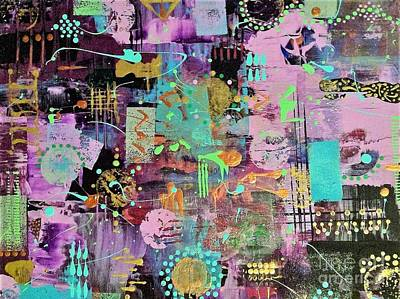 Painting - Got Ray Bradbury On My Mind by Charlotte Nunn
