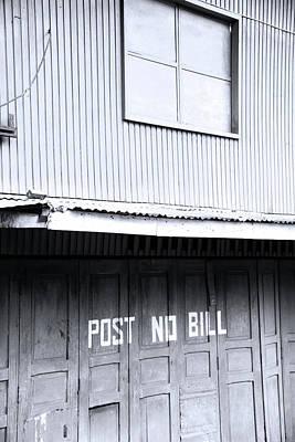Photograph - Got The Message by Jez C Self