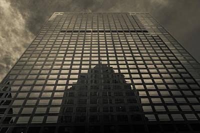 Photograph - Gotham City by Lora Lee Chapman