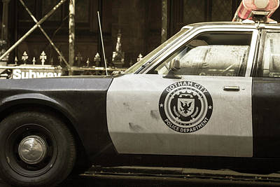 Photograph - Gotham IIi by Silvia Bruno