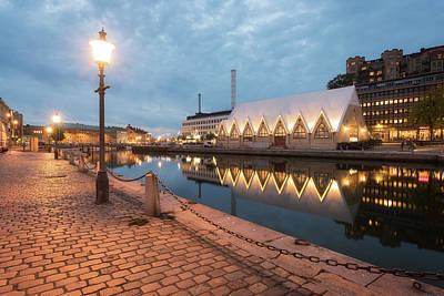 Photograph - Gothenburg by Marco Calandra