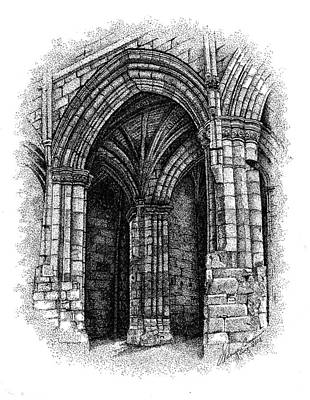 Gothic Architecture Drawings Page 3 Of