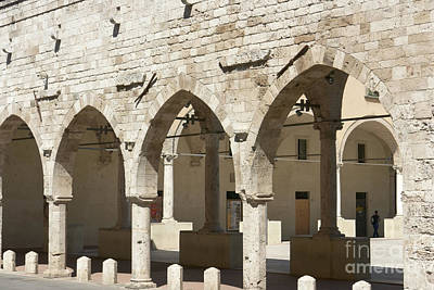 Photograph - Gothic Arches by Fabrizio Ruggeri
