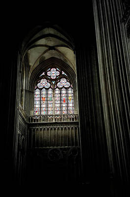 Gothic Cathedral Art Print by Chris Brewington Photography LLC