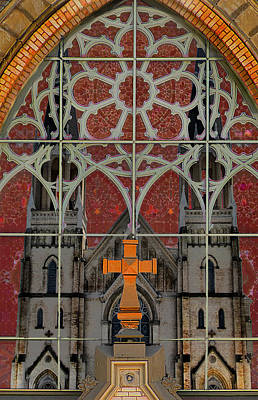 Photograph - Gothic Church 2 by Scott Hovind