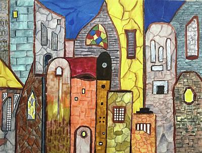 Gothic Original by Dennis Ellman