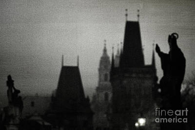 Photograph - Gothic Nights by Sharon Kalstek-Coty