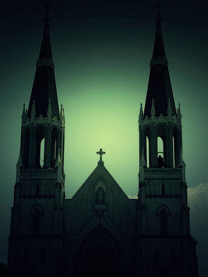 Photograph - Gothic by Scott Hovind