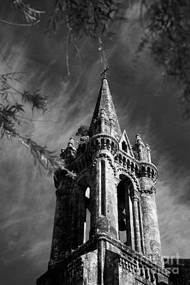 Church Photograph - Gothic Style by Gaspar Avila