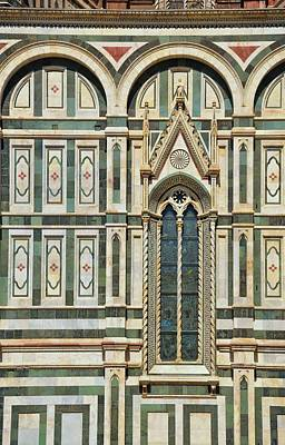 Photograph - Duomo Gothic Style by JAMART Photography