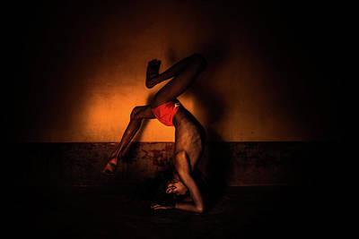 Photograph - Gotipua Practice by Lucas Dragone