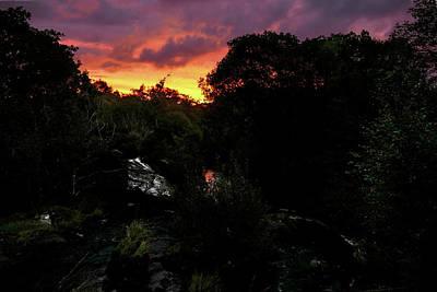 Photograph - Gougane Barra Sunrise by Bill Jordan