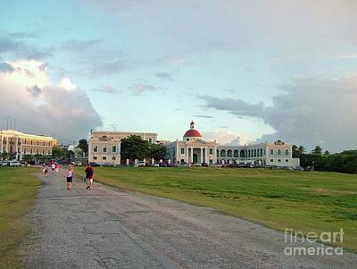 Photograph - Government Buildings by Gary Wonning