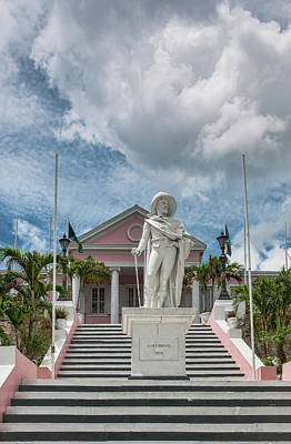 Photograph - Government House Nassau Bahamas by Gary Slawsky