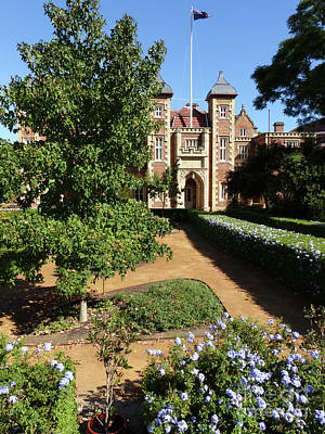 Photograph - Government House - Perth Wa by Phil Banks
