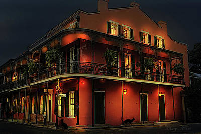 Governor Nicholls New Orleans Art Print by Mary Albert