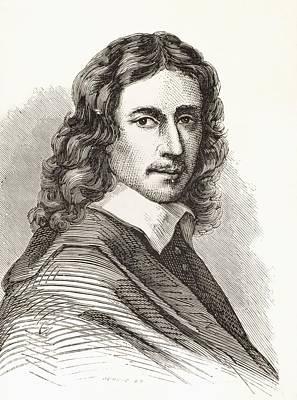Govert  Or Govaert  Teuniszoon Flinck Art Print