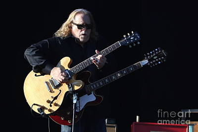 Photograph - Gov't Mule Warren Haynes by Concert Photos
