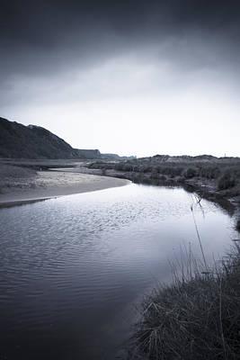Photograph - Gower Coast by Stewart Scott