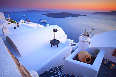 Photograph - Greek Dreams  by Emmanuel Panagiotakis