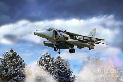 Modern Man Music - GR9 Snow Ops by Airpower Art