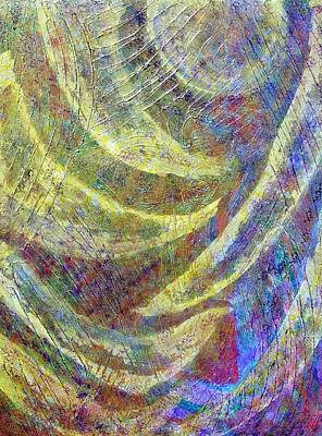 Wall Art - Painting - Glp Page 3 Grace by Mary Leonard
