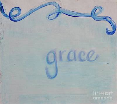 Painting - Grace by Kim Nelson