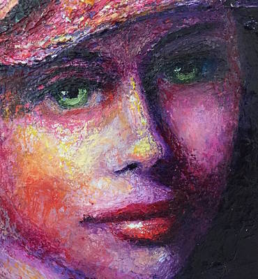 Painting - Grace by Shannon Grissom