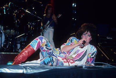 Grace Slick Photograph - Grace Slick Of Starship by Rich Fuscia