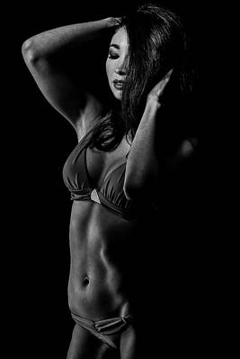 Photograph - Graceful Abs by Monte Arnold