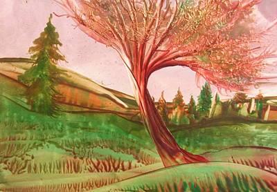 Graceful Art Print by John Vandebrooke