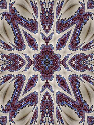 Graceful Tapestry Art Print by Ricky Kendall