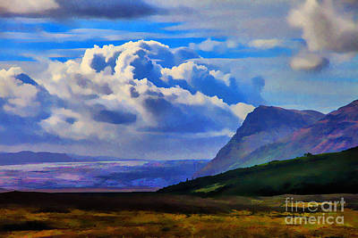 Photograph - Gracefull Cloud by Rick Bragan