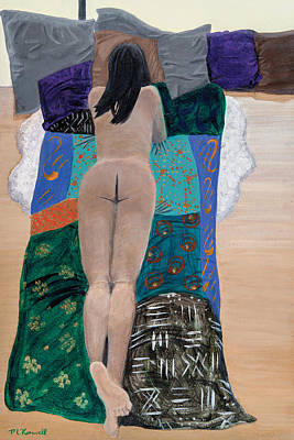 Painting - Graceland by Meniyka Kiravell
