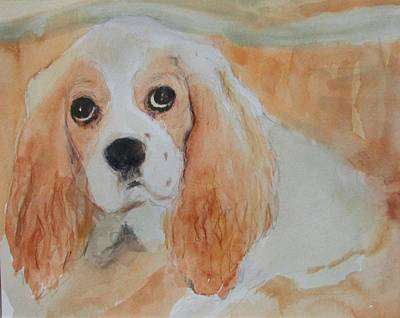 Painting - Gracie 2 by Bobby Walters