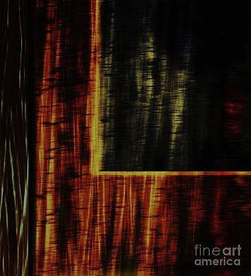 Digital Art - Gradually Extinguished Ray by Fei Alexander