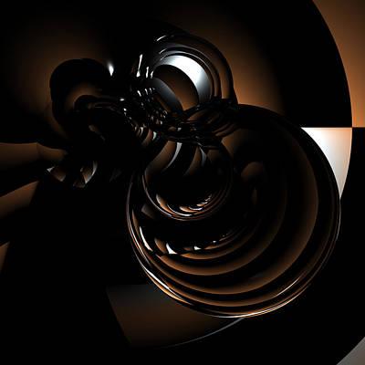 Digital Art - Graductose by Andrew Kotlinski